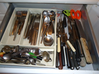 Les utiles de cuisine - Kitchen equipment (5)